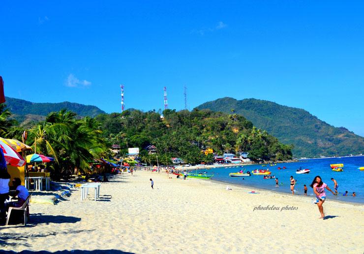 White Beach Puerto Galera Oriental Mindoro