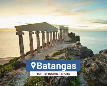 Top 10 Tourist Spots in Batangas