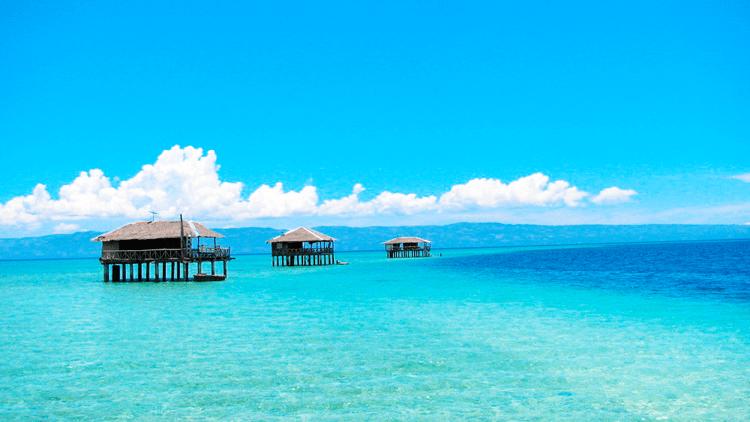 Manjuyod Sandbar Negros Oriental