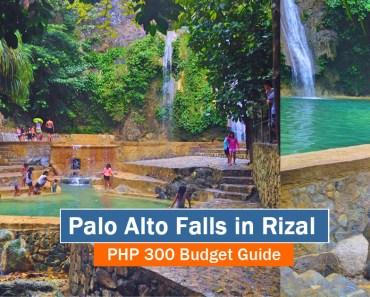 Palo Alto Falls Rizal