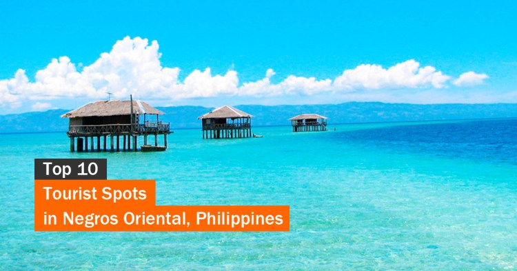 Top 10 Tourist Spots in Negros Oriental