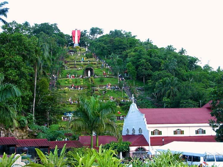 Kamay ni Hesus Shrine Quezon