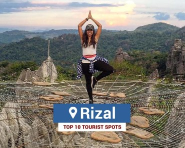 Top 10 Tourist Spots in Rizal