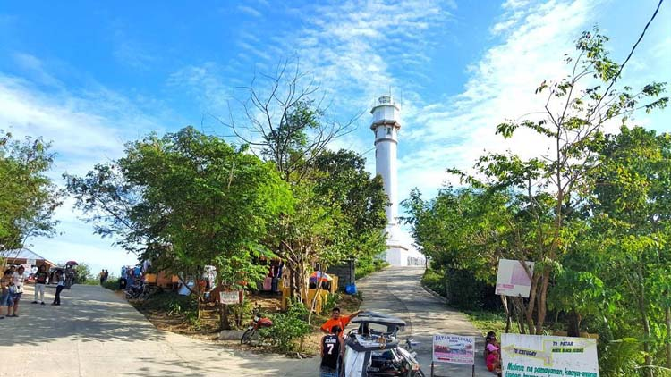 Cape Bolinao Lighthouse