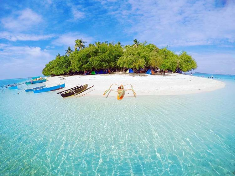 Potipot Island Travel Time