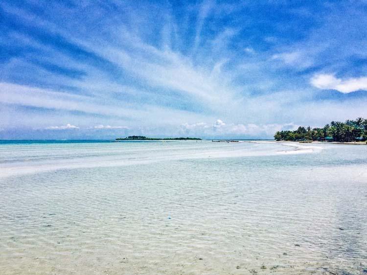 Tondol Beach Pangasinan