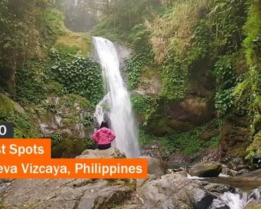 Top 10 Tourist Spots in Nueva Vizcaya