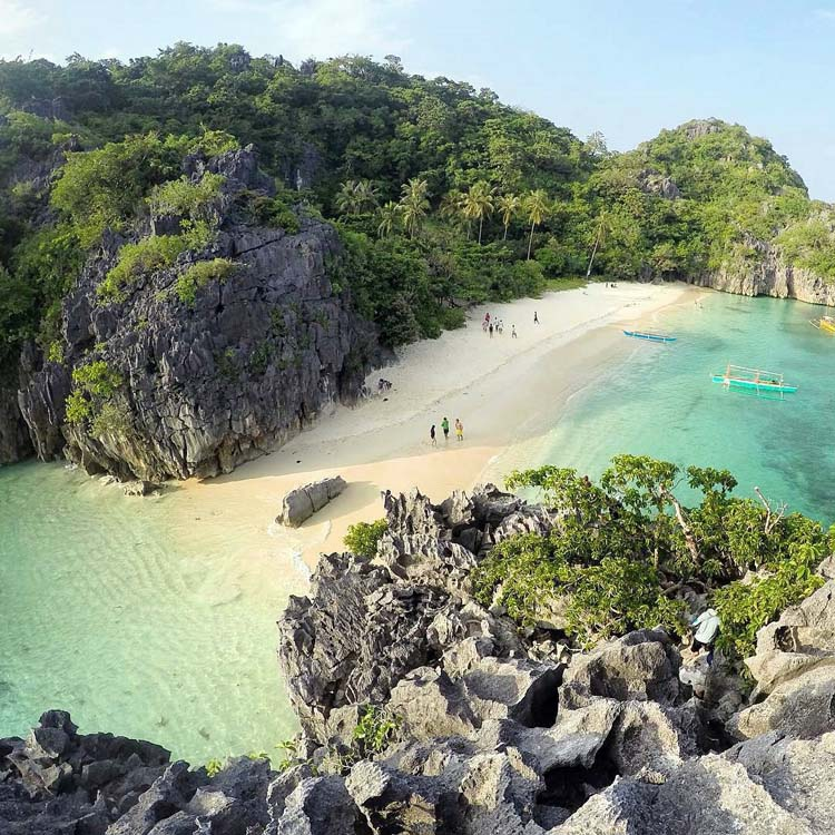 Caramoan Islands - Matukad Island