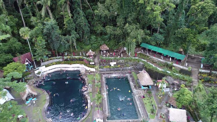 Mateo Hot and Cold Spring Resort