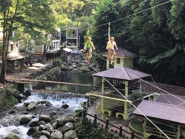 Panicuason Hot Spring Resort