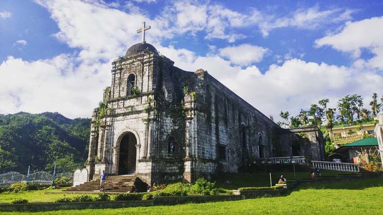Saint John the Baptist Church Catanduanes