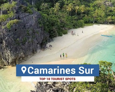 Top 10 Tourist Spots in Camarines Sur