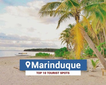 Top 10 Tourist Spots in Marinduque