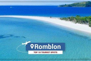 Top 10 Tourist Spots in Romblon