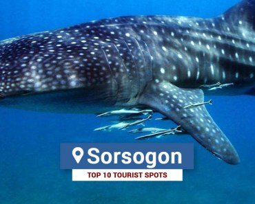 Top 10 Tourist Spots in Sorsogon