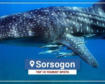 Top 10 Tourist Spots in Sorsogon