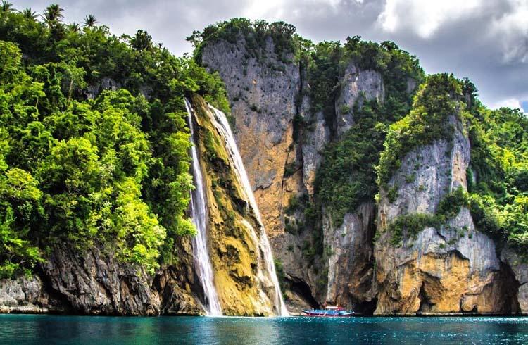 Catandayagan Falls