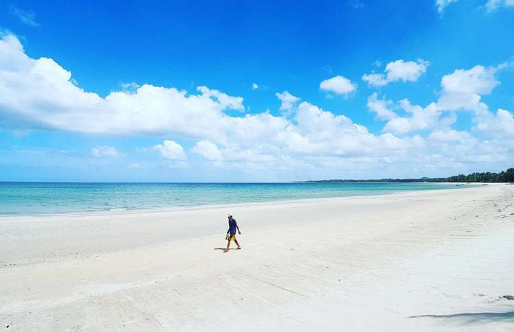 Palani White Beach