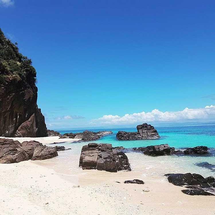 Homonhon Island