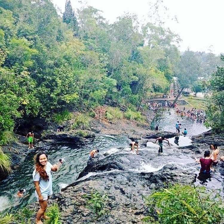 7. Jawili Falls Aklan