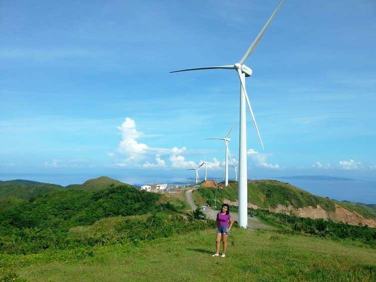 9. Nabas Wind Farm Aklan