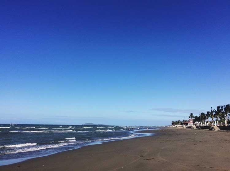 1. Baybay Beach Capiz