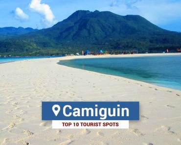 Top 10 Tourist Spots in Camiguin