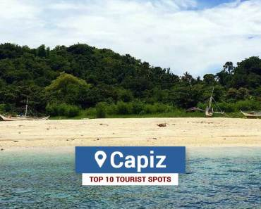 Top 10 Tourist Spots in Capiz