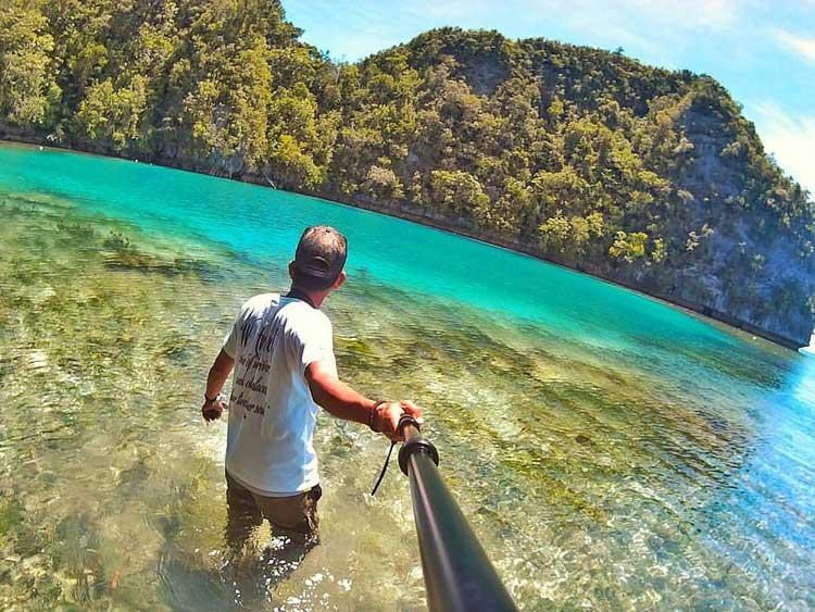 4. Pangabangan Island
