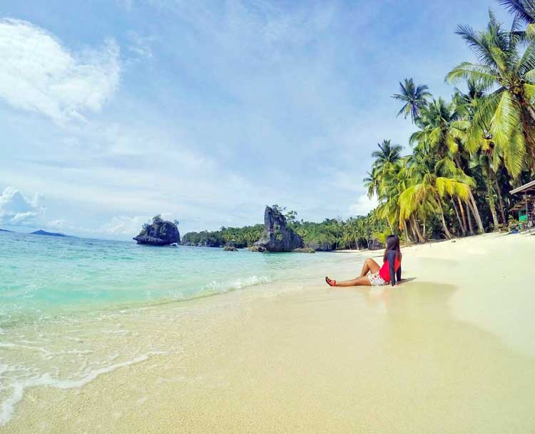5. Sundayo Beach Dinagat Islands