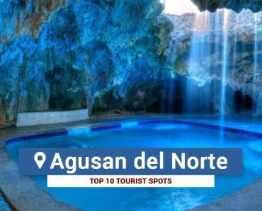 Top 10 Tourist Spots in Agusan del Norte