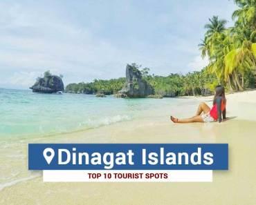 Top 10 Tourist Spots in Dinagat Islands