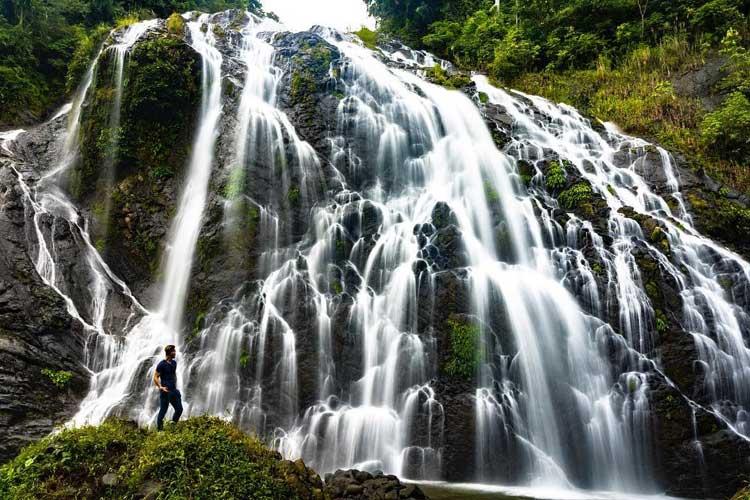 Awao Falls Compostela Valley