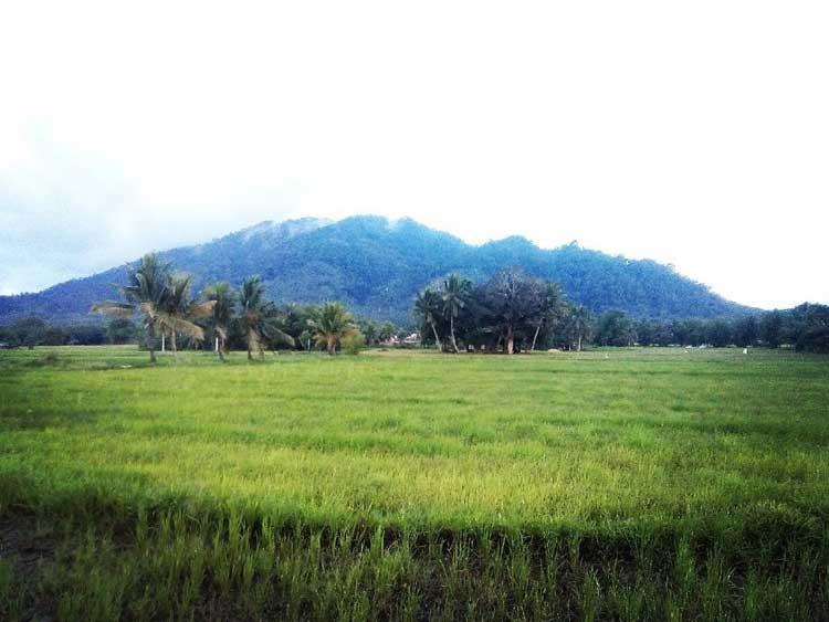 Mount Magdiwata