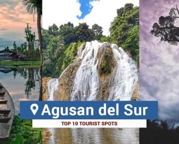 Top 10 Tourist Spots in Agusan del Sur