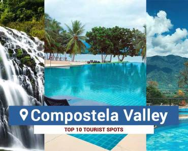 Top 10 Tourist Spots in Compostela Valley