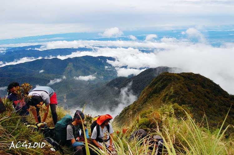 White Peak - Mount Pandadagsaan