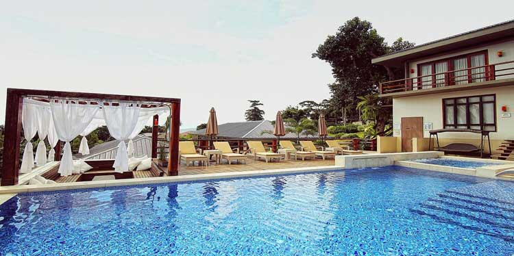 11. Nayomi Sanctuary Resort