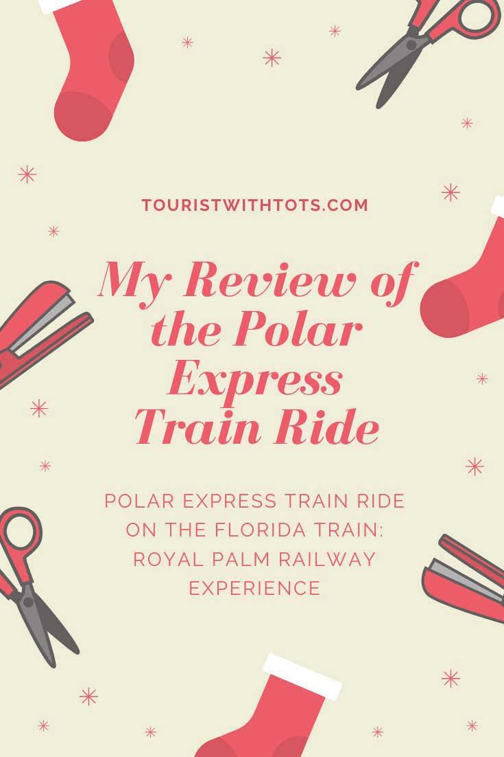 polar express train ride orlando
