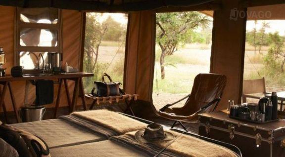Singita Explore Mobile Camp; image source - Jovago.com