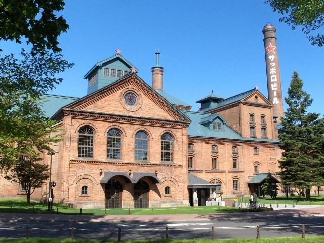 Sapporo Beer Museum di Hokkaido Jepang