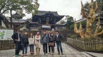 foto peserta tour ke jepang kyoto 2015