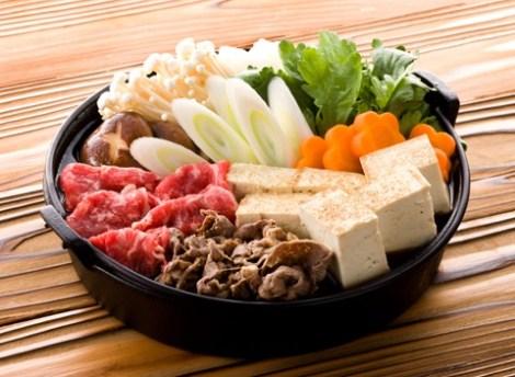 sukiyaki masakan jepang
