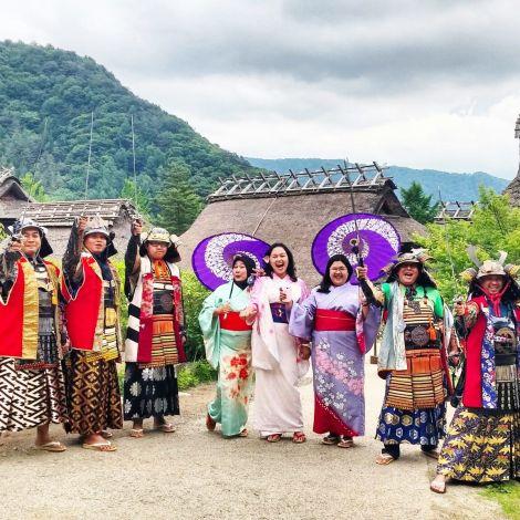 peserta tour ke jepang juni 2015