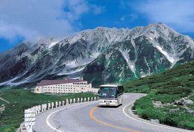 tour alpine route jepang murah