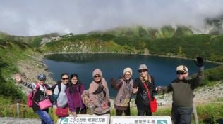 paket tour ke jepang tateyama alpine route