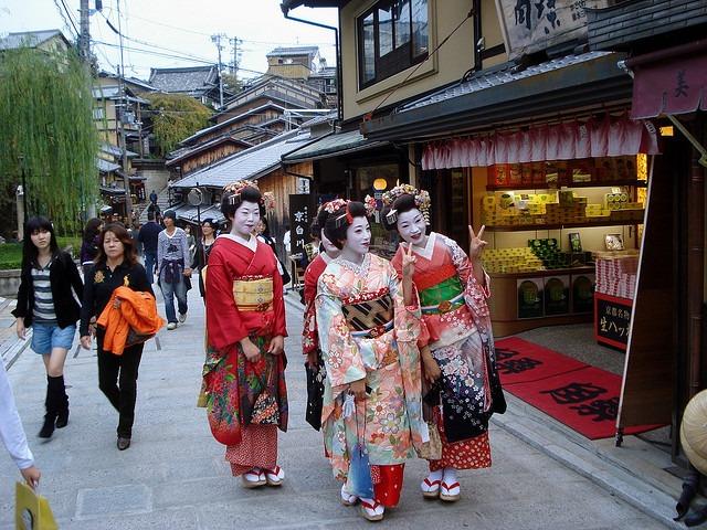 geisha by www.999photos.com