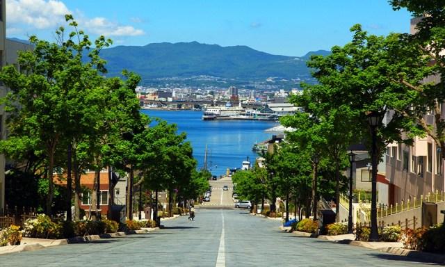 Motomachi Hakodate Hokkaido Jepang