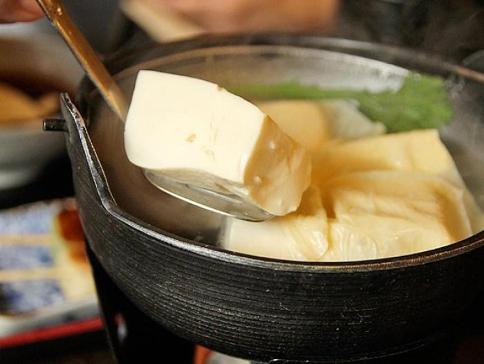 Yudofu Makanan Kuliner di Kyoto Jepang