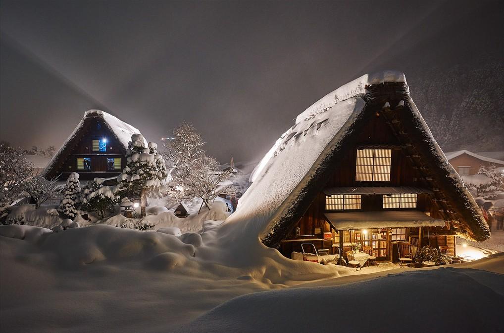 Kanda House Shirakawa Go